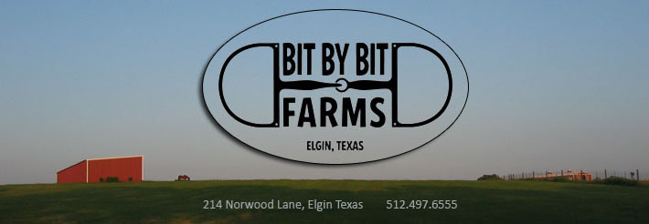 Bit By Bit Farms, Elgin TX